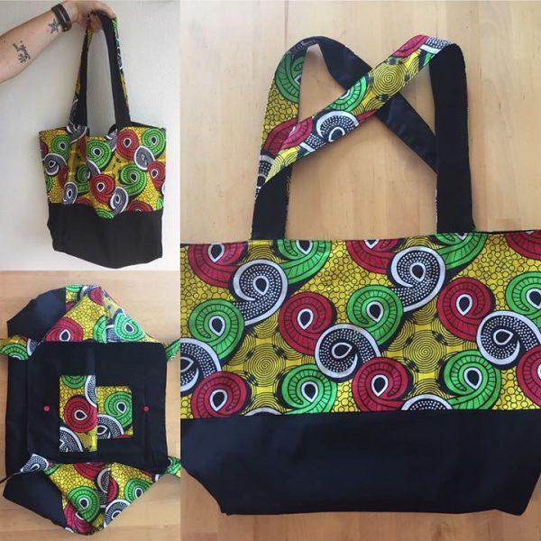 coton, wax Afrique style