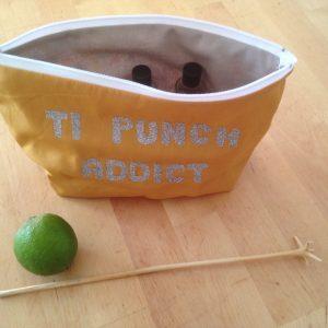 maman cactus, classe, pochettes, cousu main, fait main, rhum, samples, échantillons, mignonnette, transport, style, dégustation
