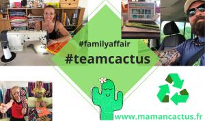team cactus, une affaire de famille