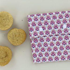 Les sacs à gouter maman cactus sont super pratique a utiliser au quotidien