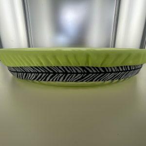 Charlottes pour bol, plat. Alternative durable aux films étirables. un joli couvre-chef pour vos bols et saladiers.