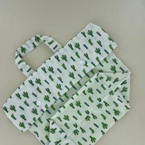 les wet bags Maman cactus sont idéals pour transporter vos affaires mouillées, souillées ou même des lunchs...