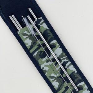 Les kits de pailles maman cactus c'est idéal pour faire un pas de plus vers le zéro dechet et la lutte contre le plastique dans les océans.