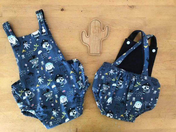 Le joli Bloomer Maman Cactus est à porter en toutes circonstances pour un look branché et cool.